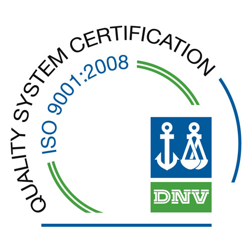Certification iso 9001 dnv - logo