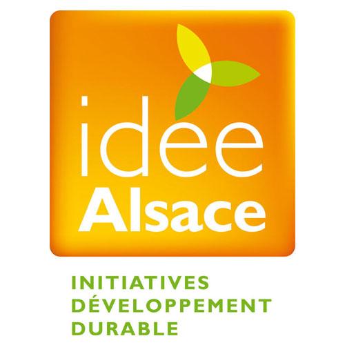Idee alsace logo