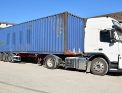Chalot transport - Porte containers